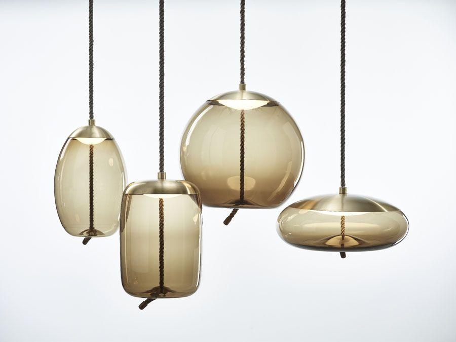 384 best lamp lighting images on pinterest lamp design light dpages review part ii london design festival 2016 brokis knot pendants aloadofball Images