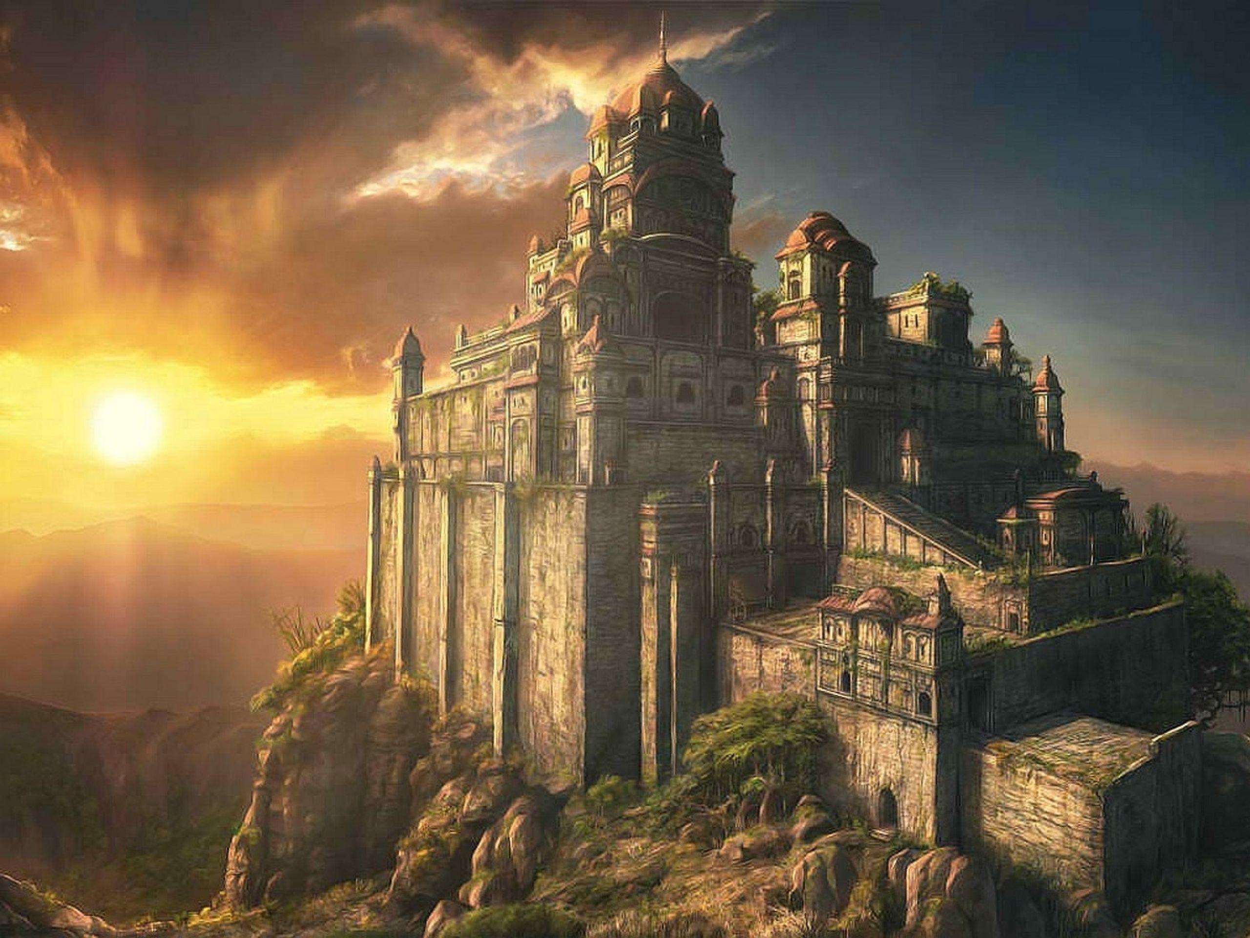 Resultado de imagen para castillos | hoş_konseptler ...