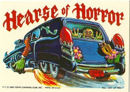 Hearse of Horror
