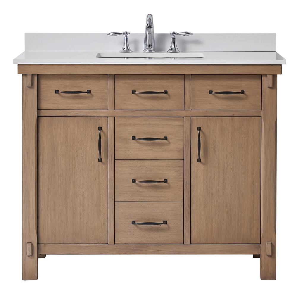 42 Vanity Home Depot.Home Decorators Collection Bellington 42 In W X 22 In D