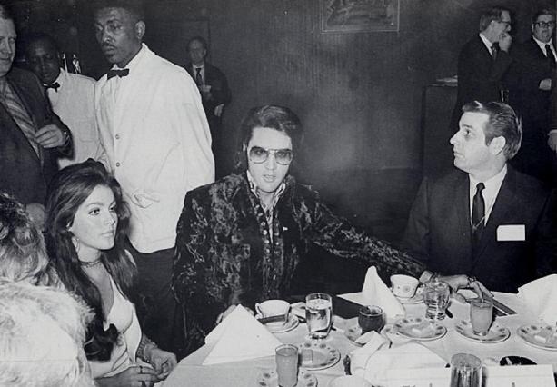 Image detail for -Elvis and Priscilla - elvis-and-priscilla-presley Photo