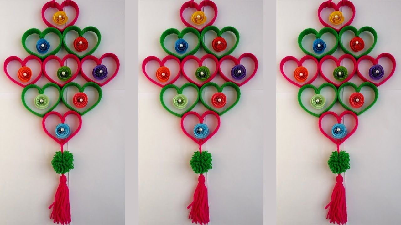Diy Plastic Bottle Wall Hanging How To Make Beautiful Ocean Toy Beauty Set Mainan Anak Oct84004ab Multicolor W