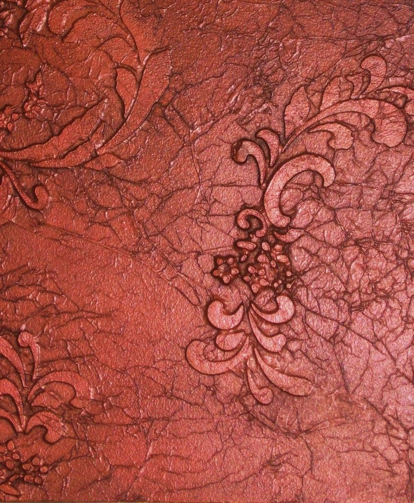 textured painting technique leather moroccan fauxmetallictissuetechnique