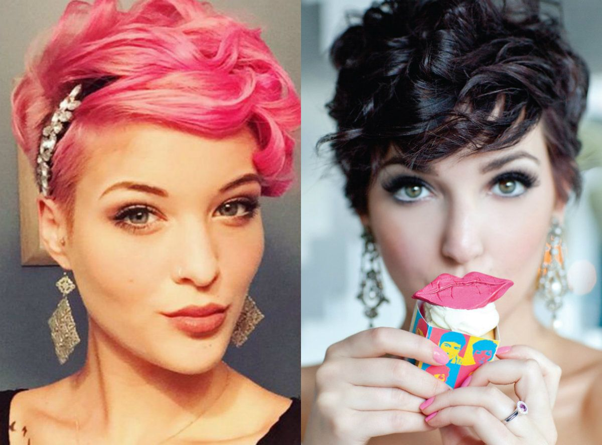 curly bridal pixie haircuts http://gurlrandomizer.tumblr/post