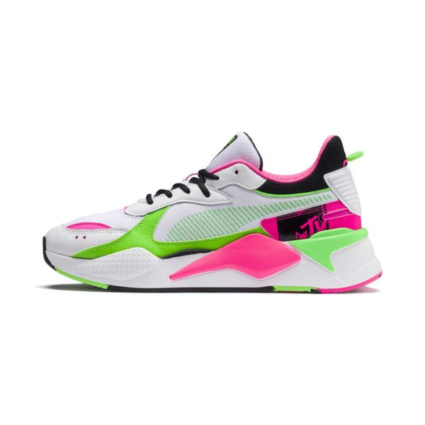 Find PUMA RS-X Tracks MTV Bold Sneakers