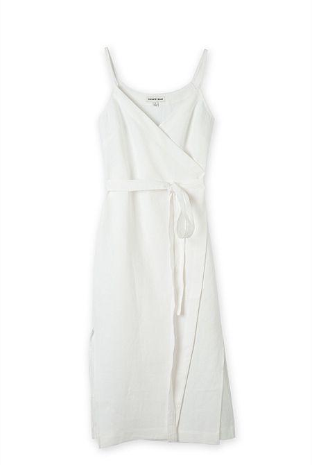 Tie Wrap Dress