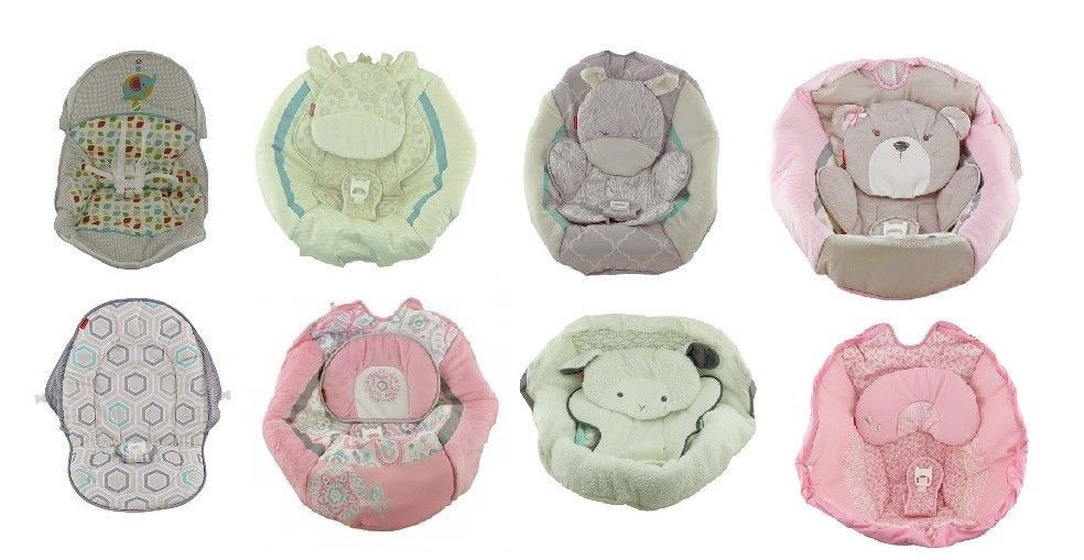 Details About New Fisher Price Swing Replacement Pad Cover
