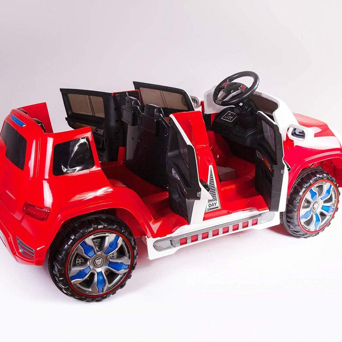 Fresh Electric Cars For Kids 4 Seater Toy Cars For Kids Kids Power Wheels Baby Driving Car