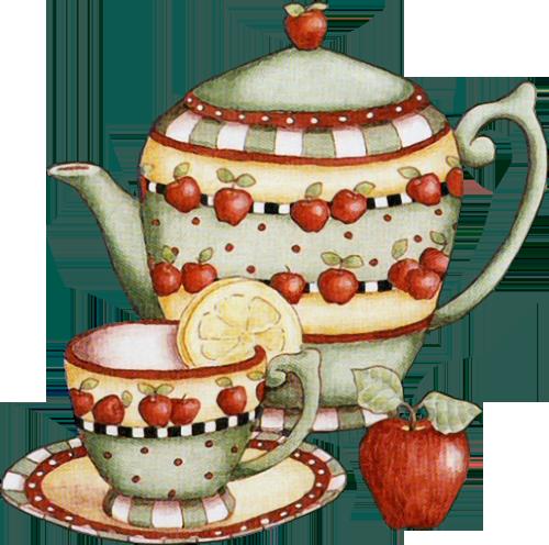 мультяшные картинки к чаю сути