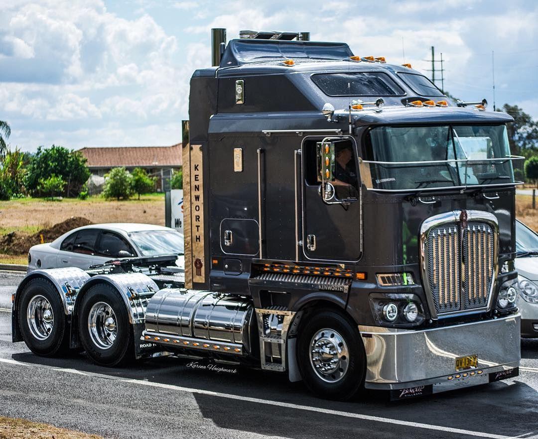 Srv Srvroadfreight Kenworth Truck Truckphotography Trucks