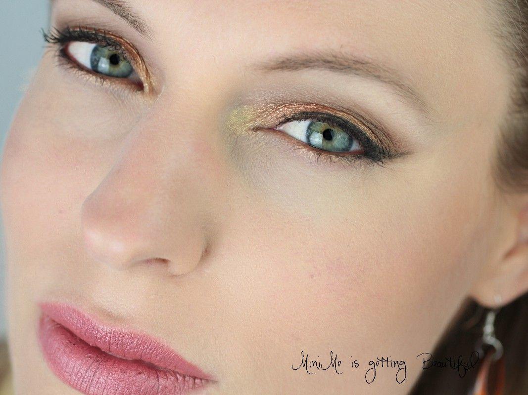 Liz MiniMe Nachgeschminkt