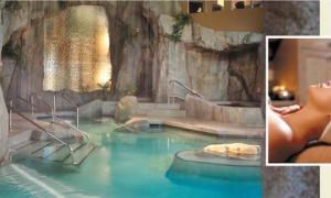This magical Grotto Spa is in...Canada?? - Posted on Roadtrippers.com!