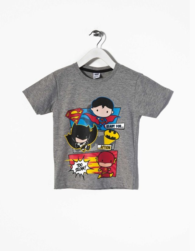 T-shirt Justice League Zippy