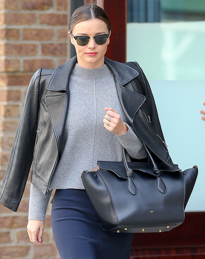 a315d29bb35 Miranda Kerr and #Celine Tie Tote | BAGS to Covet | Celine bag ...