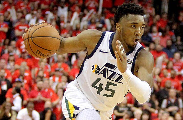 Houston Rockets Vs. Utah Jazz NBA Free Sports Betting