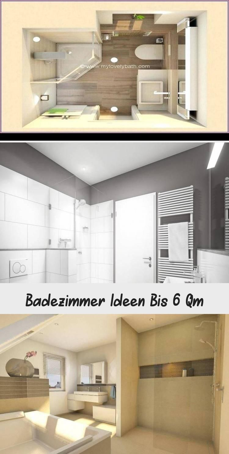 Badezimmer Ideen Bis 6 Qm