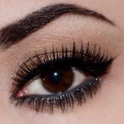 get that lovely golden glow on your eyes from day to night