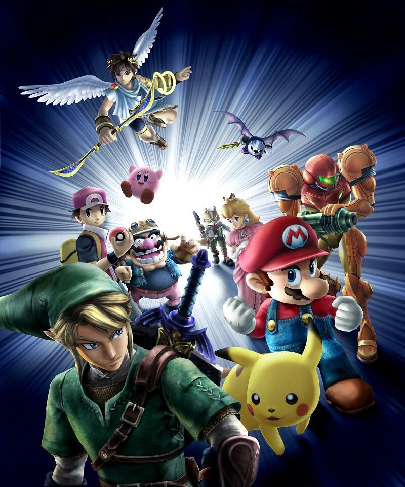 Pin By Noah Chatwin On Games Nintendo Super Smash Bros Super Smash Bros Brawl Smash Bros