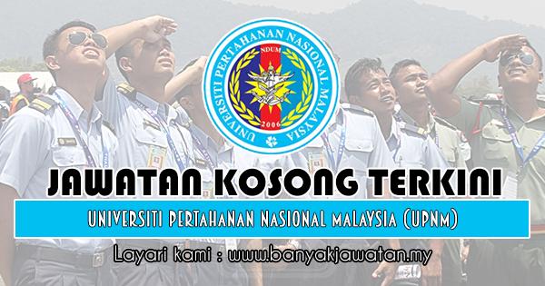 Jawatan Kosong Di Universiti Pertahanan Nasional Malaysia Upnm 7 September 2018 Office Supplies White Out