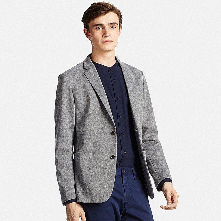 Men Comfort Jacket Clothes Blazers For Men Jackets Mens Fashion