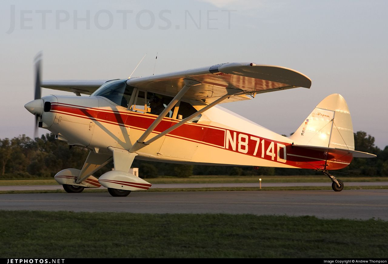 Piper Pacer Piper aircraft, General aviation