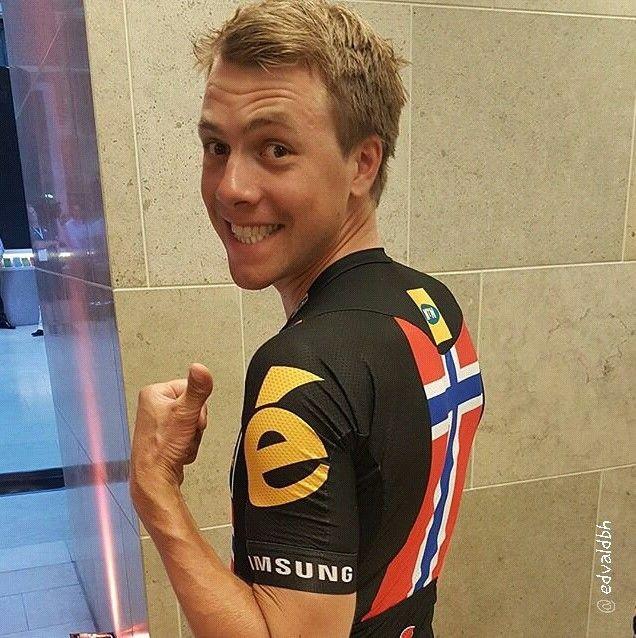 Team MTN-Qhubeka / Edvald Boasson-Hagen