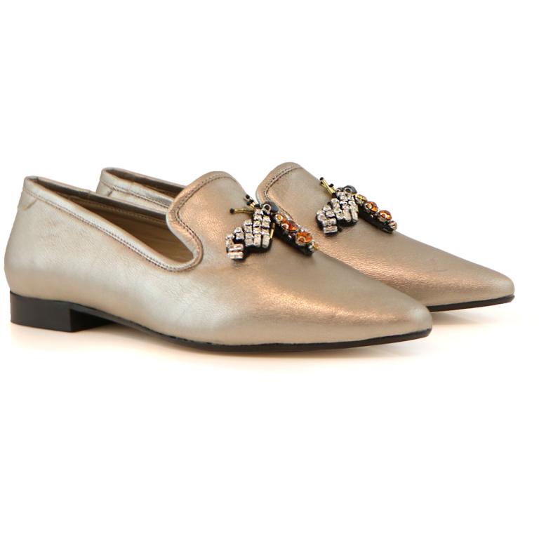 10801 Cereza Chaussures Mocassin De Toral 49rFZ
