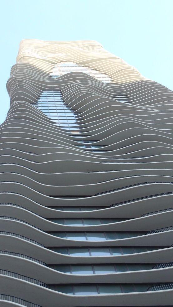 Good vibrations studios skyscraper group three for Arquitectura parametrica pdf