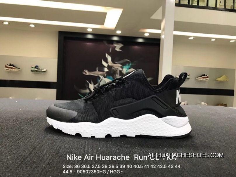 b4703fe00347 Nike Air Huarache Run UL TRA 3 Running Shoes 819151-001 Size New Release