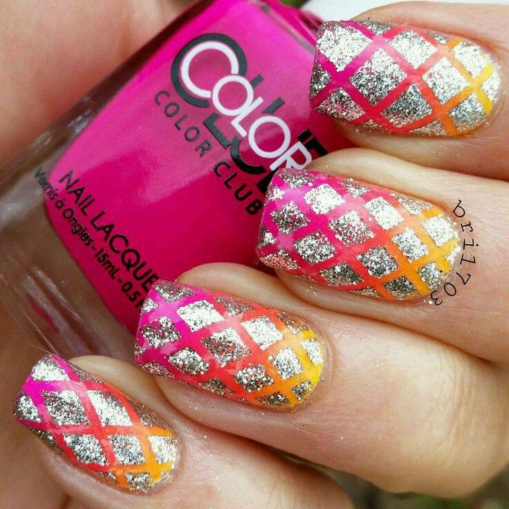 Summer Nails ♡♥♡♥♡♥