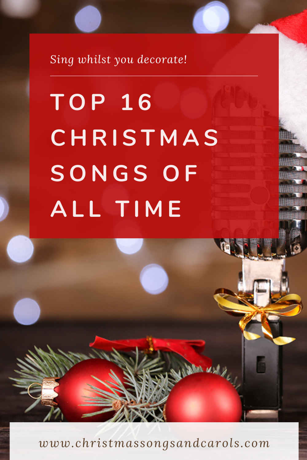 Discover What We Think Are The Top 16 Christmas Songs Of All Time Dÿz Dÿzµ In 2020 Best Christmas Songs Christmas Music Christmas Carols Songs