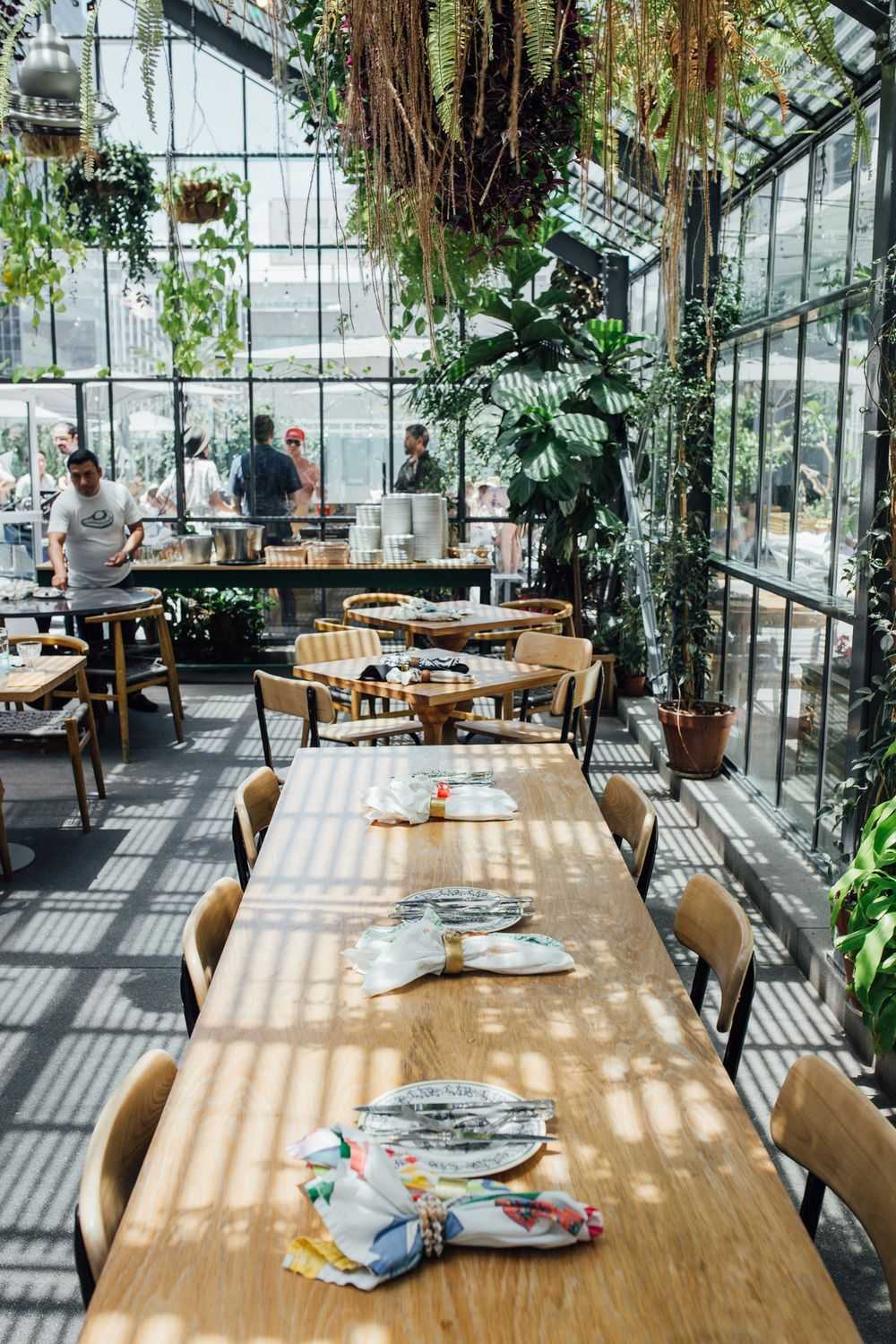 The Commissary Line Hotel Roy Choi Best Restaurants In La Where