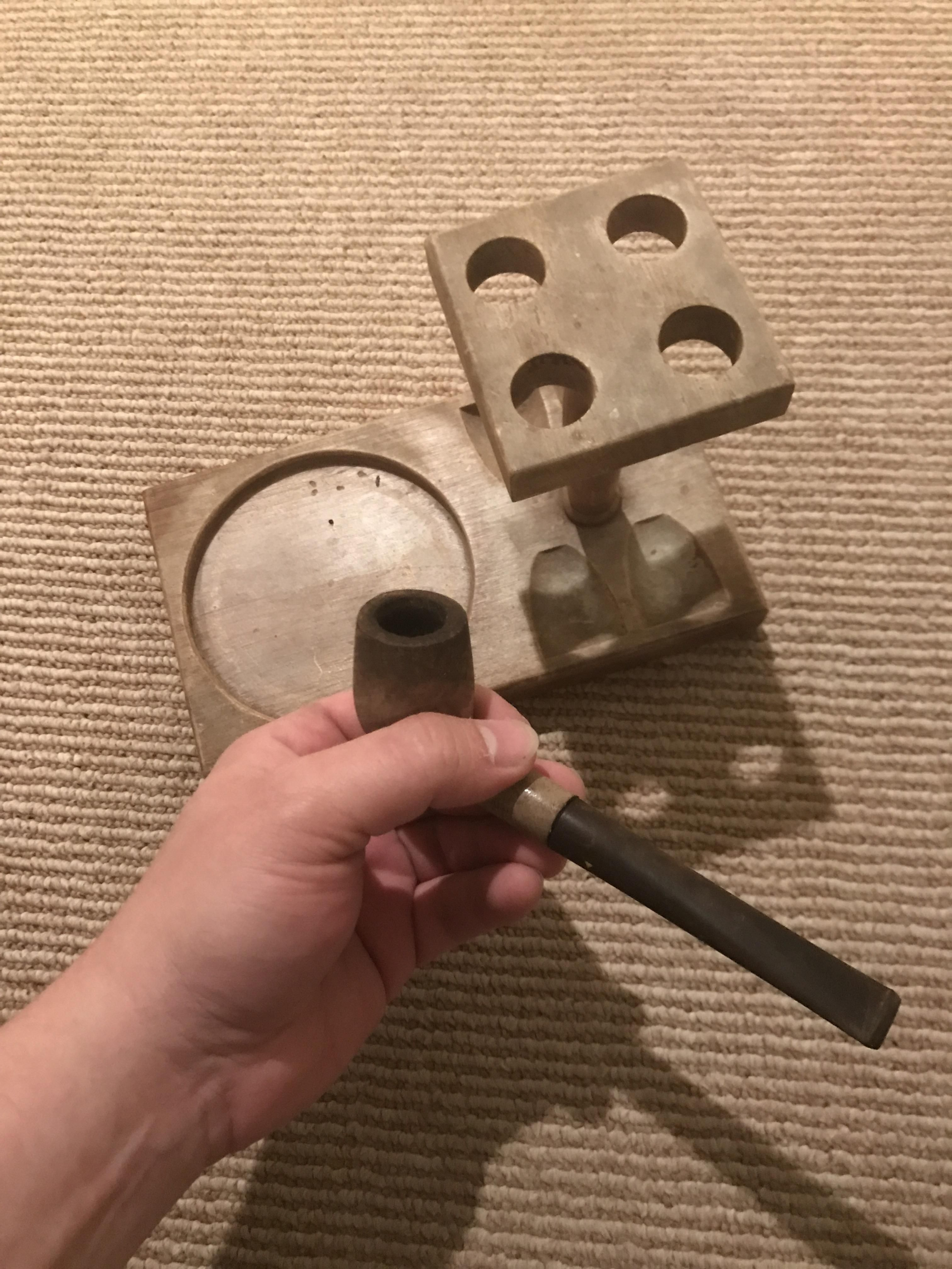 My great grandfather's pipe