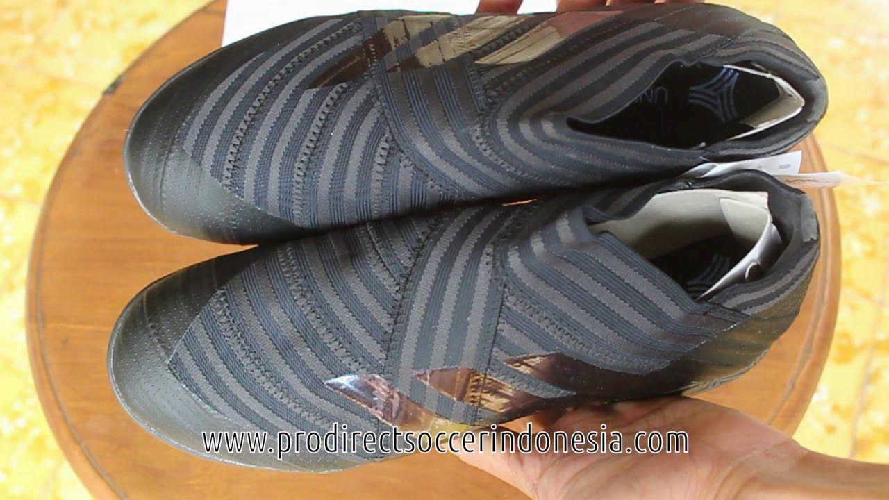 adidas Nemeziz Tango 17+ 360AGILITY in Indoor Soccer Shoes (Energy Blue)