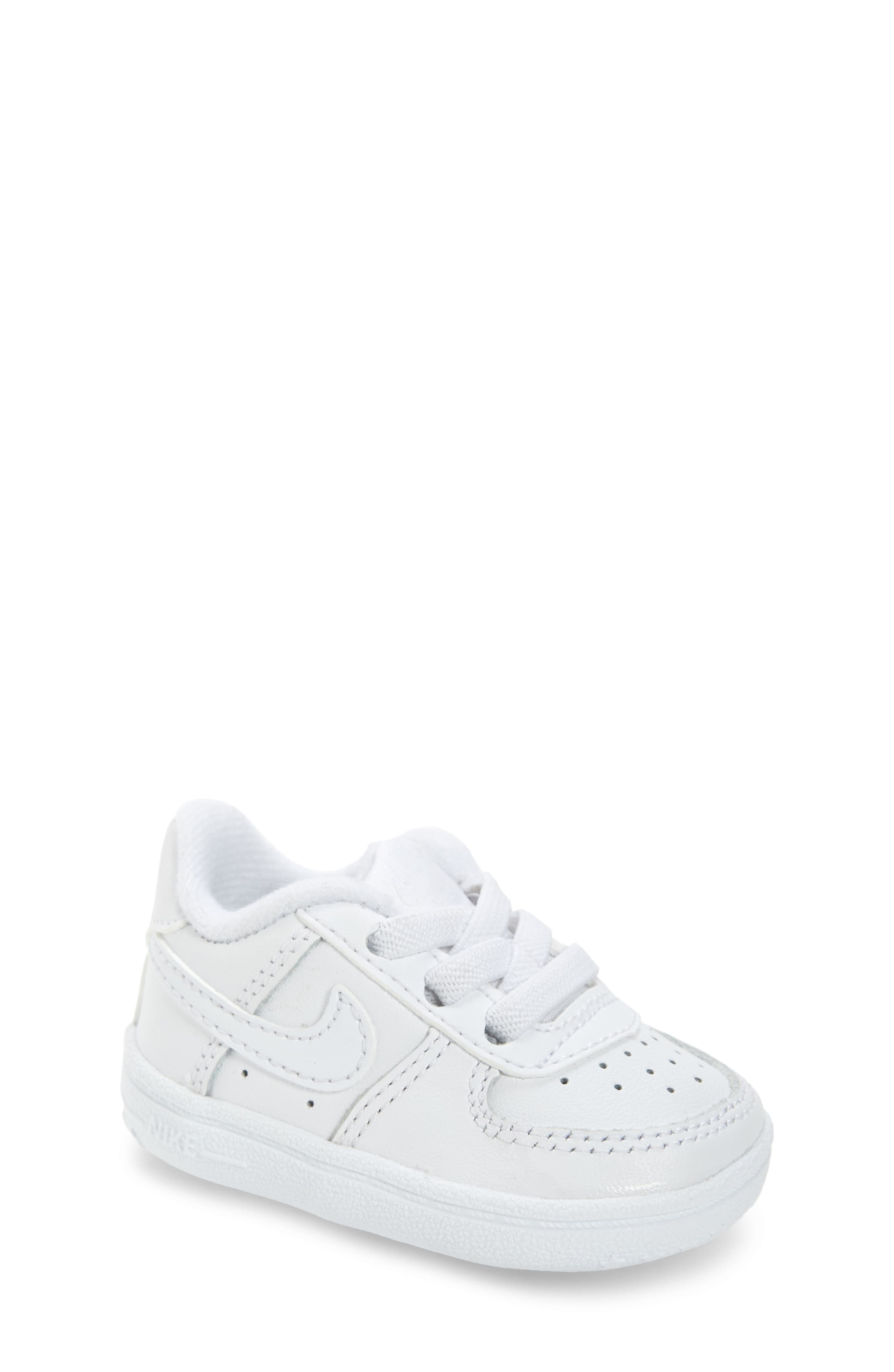 Infant Nike Air Force 1 Sneaker, Size 4
