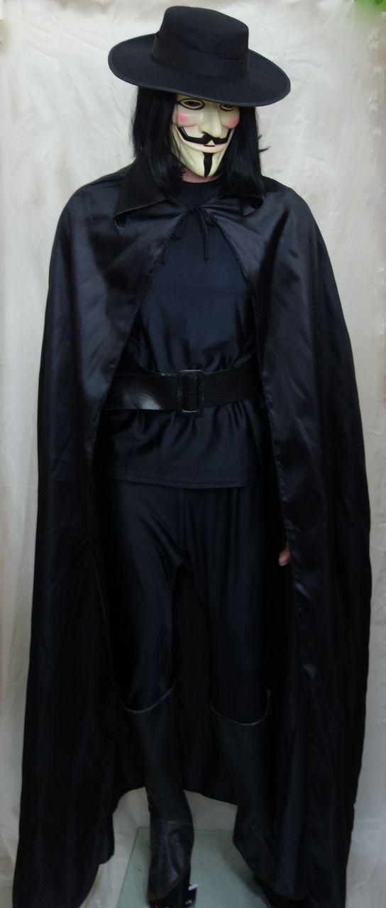 Hire , V for Vendetta Costume