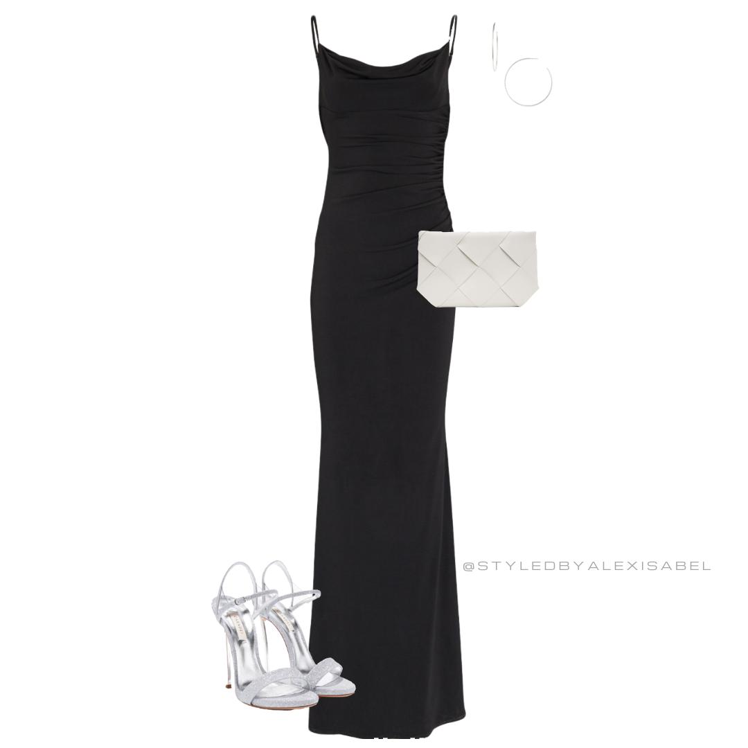 All Elegance In 2020 Black Maxi Dress Fashion Dresses [ 1080 x 1080 Pixel ]