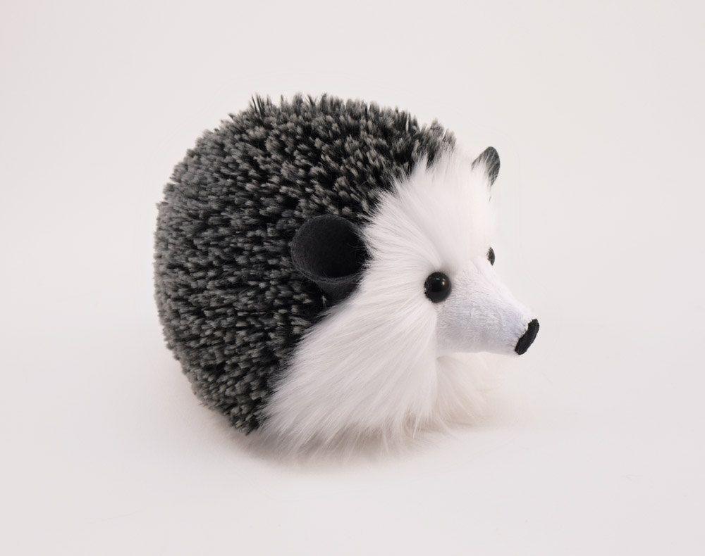 Stuffed Hedgehog Stuffed Animal Hemingway The Cute Plush Toy Etsy In 2021 Cute Stuffed Animals Kawaii Plushies Cute Plush [ 790 x 1000 Pixel ]