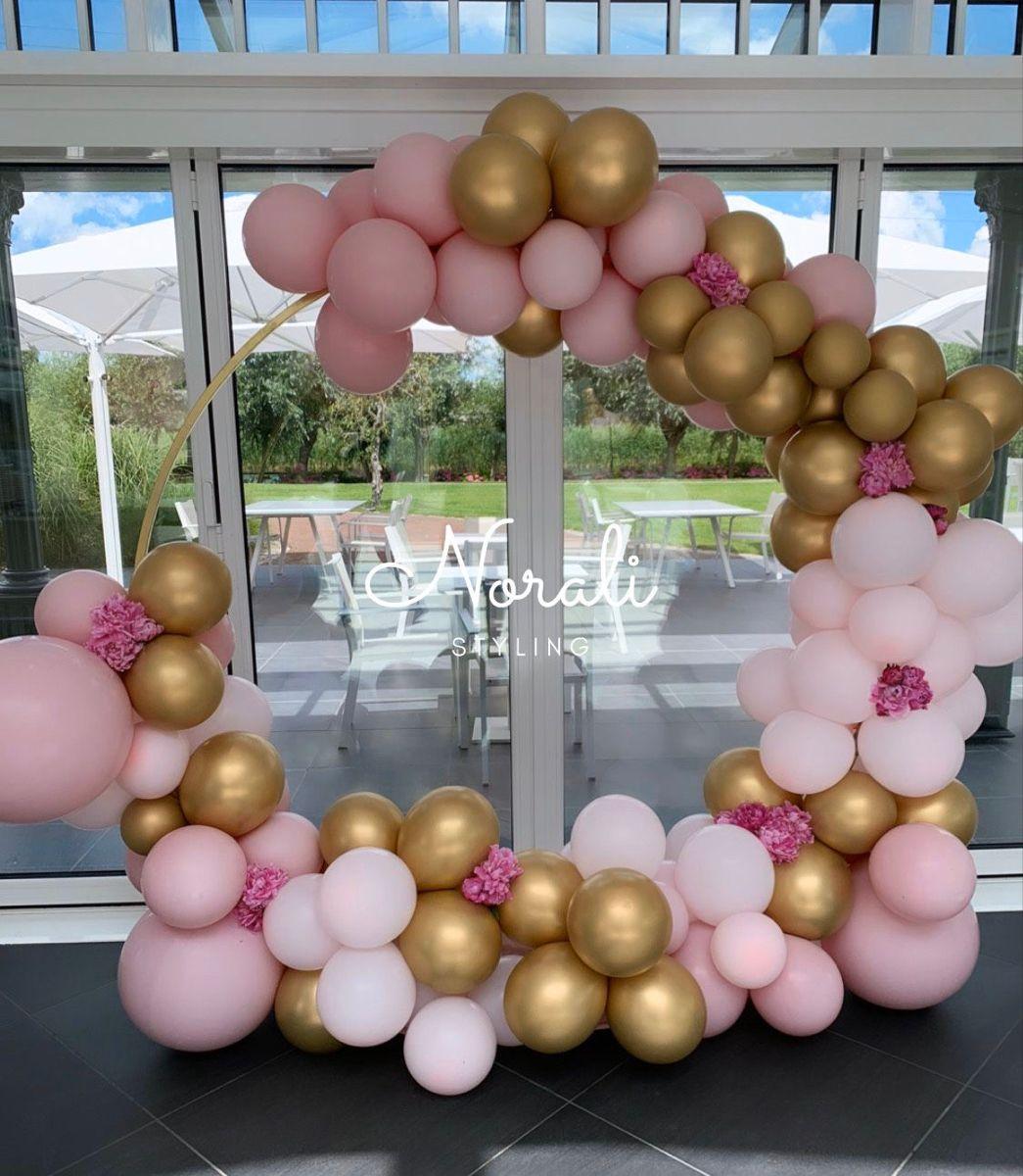 Pin Op Ballon Decoratie