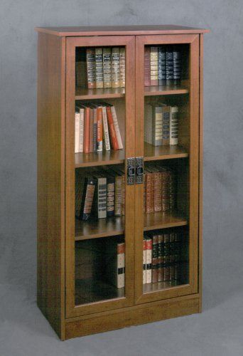 Ameriwood Gl Door Bookcase By 171 88