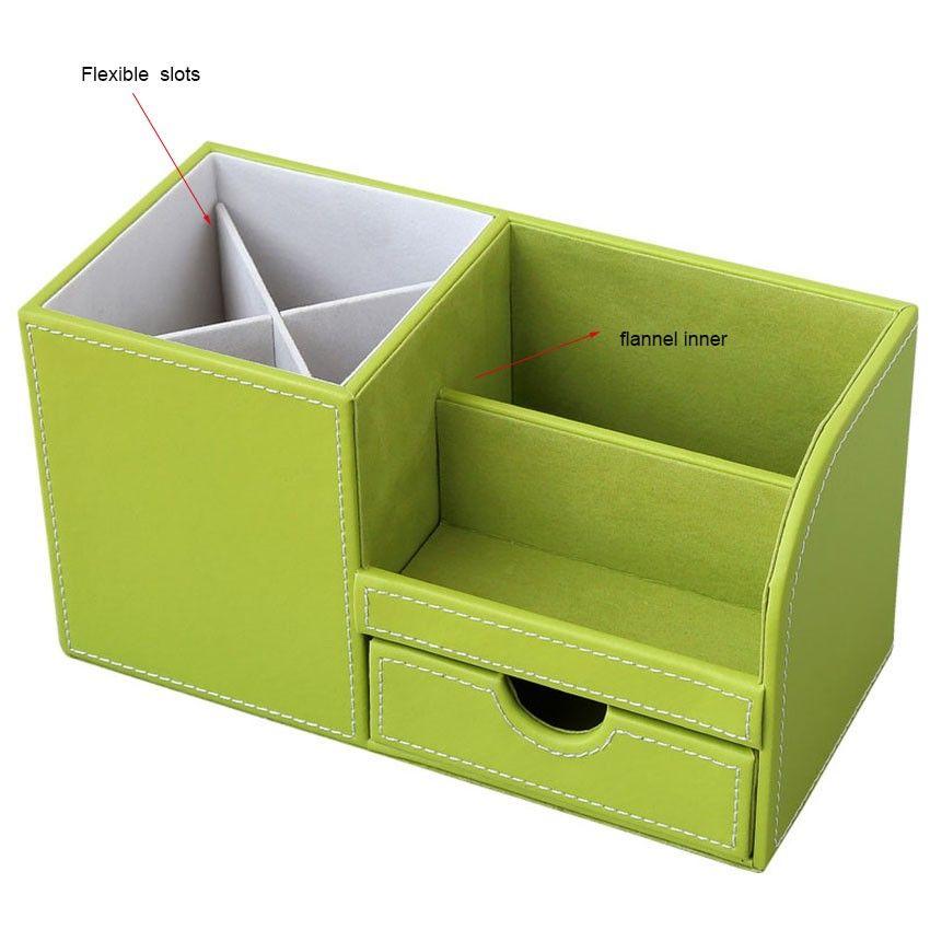 Nice Decorative Colorful Desk Organizers Accessories