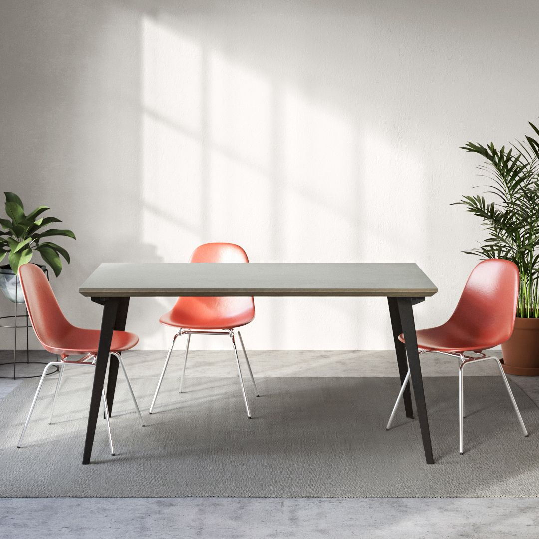The Floyd Table Desk In 2020 Modern Dining Table Table