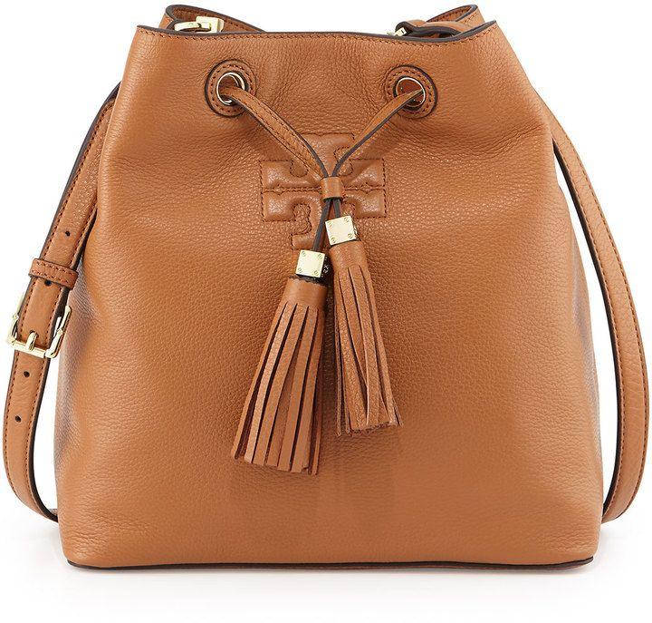 8c7a01d6c6b6 Tory Burch Thea Drawstring Bucket Bag