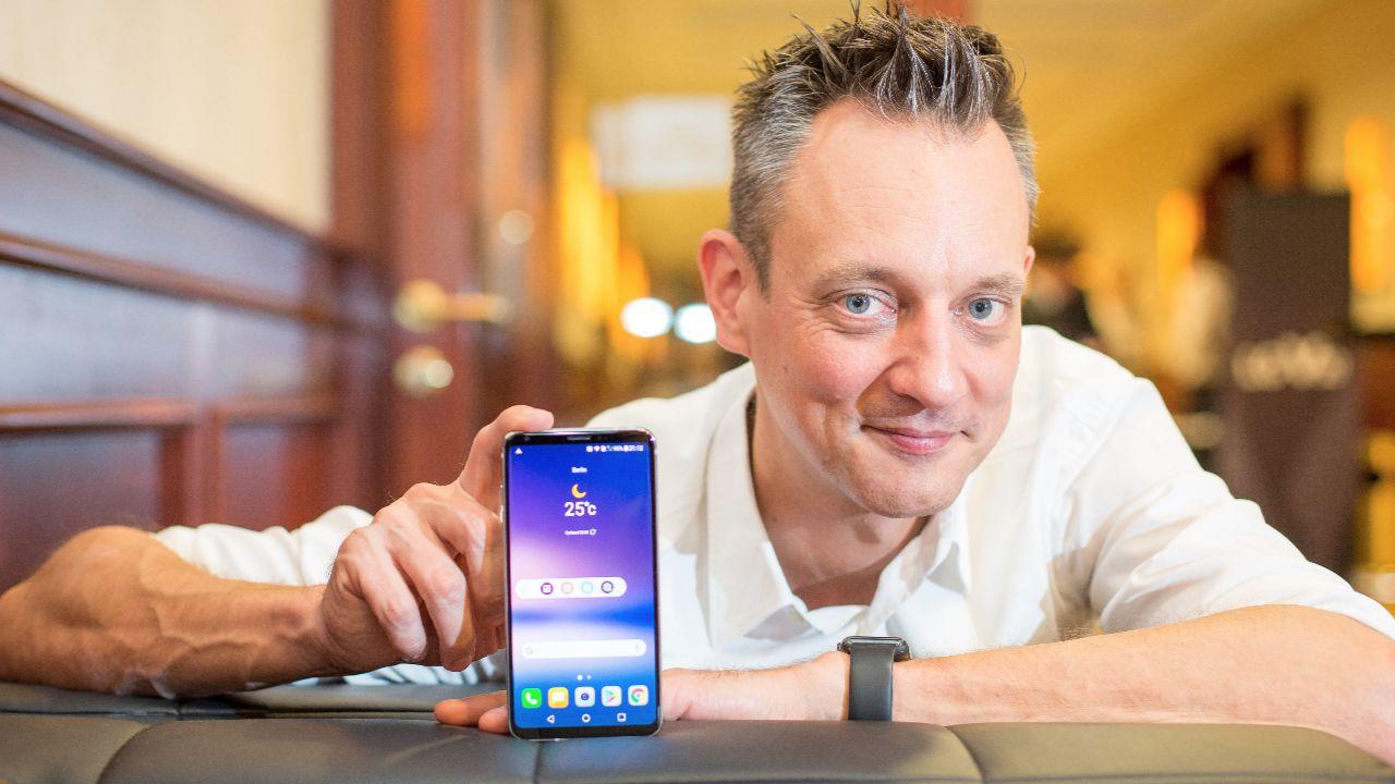 In Berlin vorgestellt - Das sind die neuen Smartphones der IFA 2017