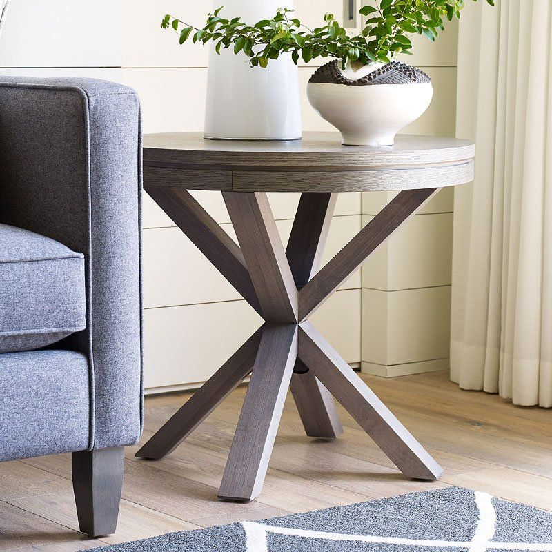 Highline Round Lamp Table in 2018 New Bedroom Furniture