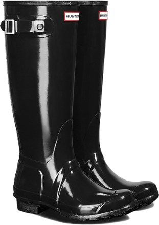 a19941cdeadb Hunter Original Tall Gloss Rain Boots - Women's   REI Co-op in 2019 ...