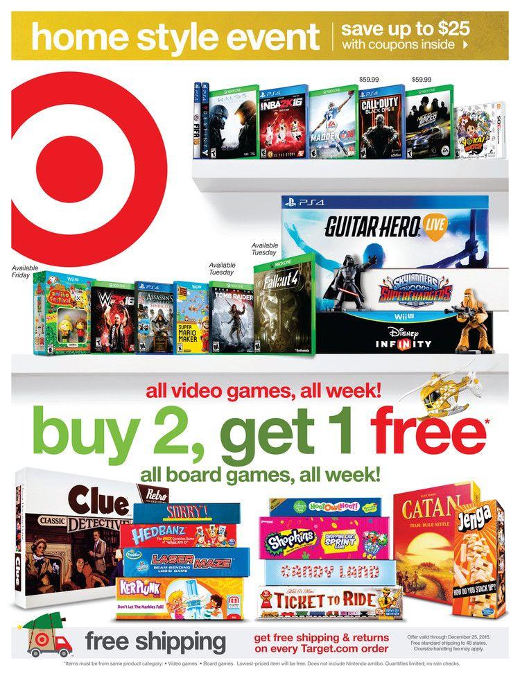 Target Weekly Ad Mar 1 Mar 7 2020 Sneak Peek Preview Dengan