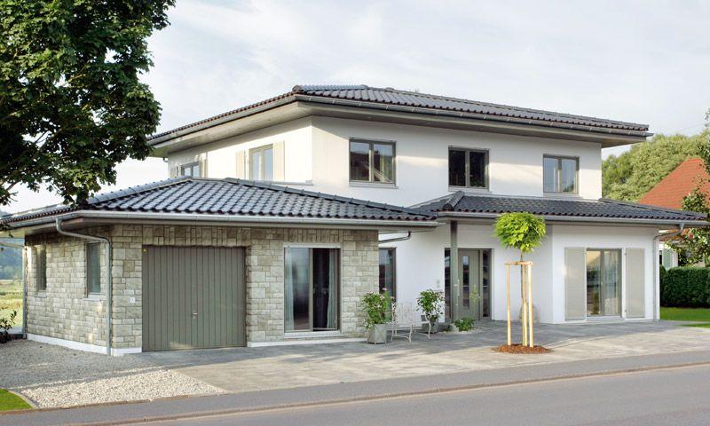 Stadtvilla landhausstil  E 20-182.1 - Französischer Landhausstil - Neubau - Hausideen ...