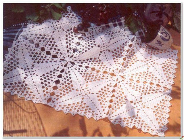 Kira scheme crochet: Scheme crochet no. 2531