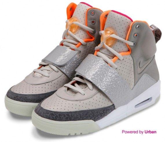 Nike Air Yeezy 1 Zen Grey/Light